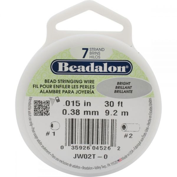 Beadalon Bead Stringing Wire