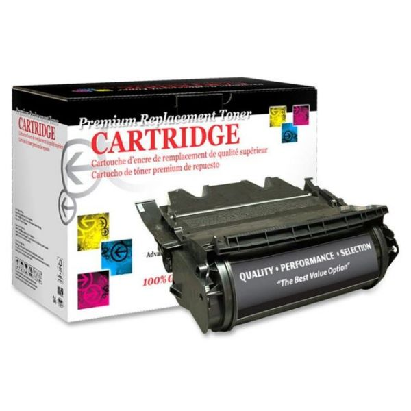 West Point Products Remanufactured Dell 113675P Black Toner Cartridge
