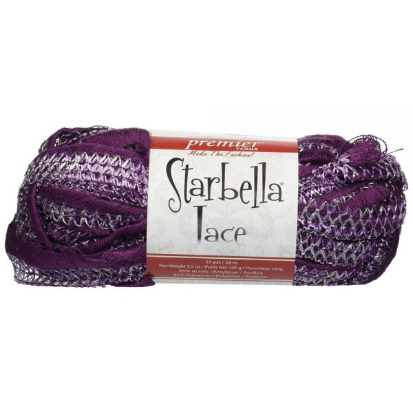 Premier Starbella Lace Yarn - Thistle
