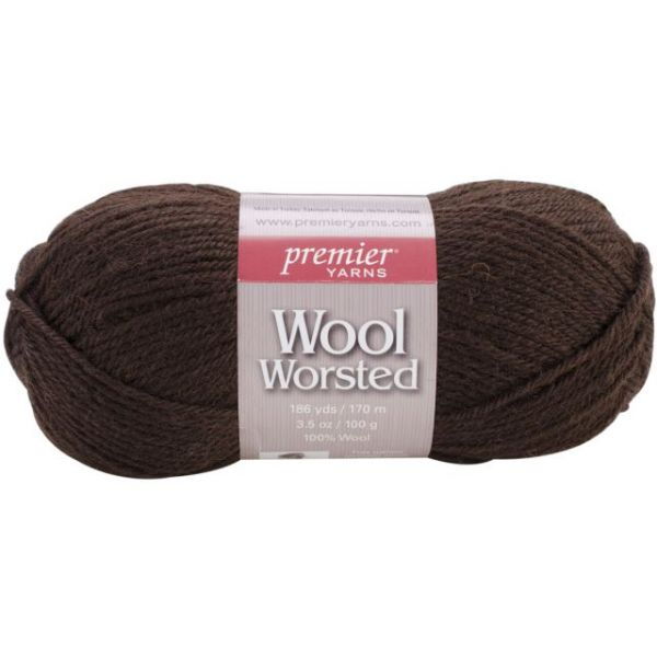 Premier Wool Worsted Yarn - Branch