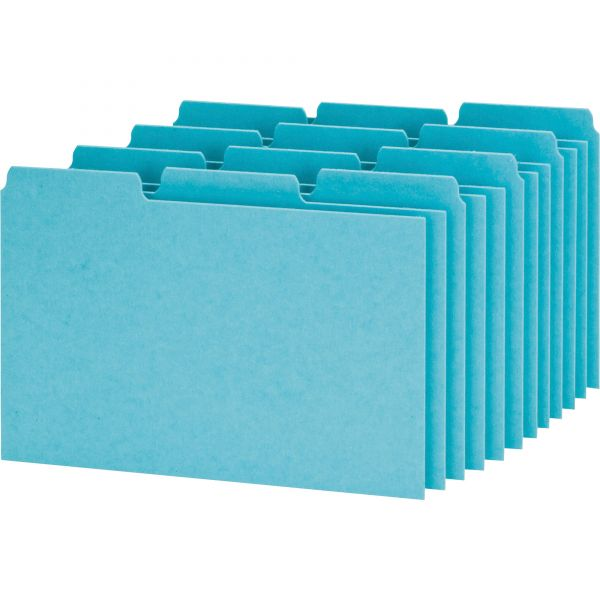 Oxford Pressboard Filing Index Card Guides