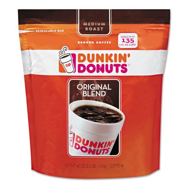 Dunkin' Donuts Original Blend Ground Coffee