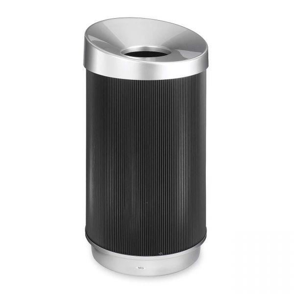 Safco At-Your-Disposal Vertex 38 Gallon Trash Can