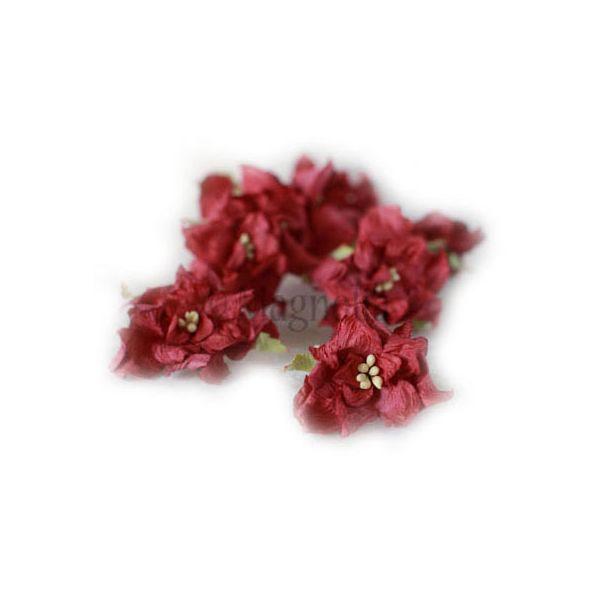 "Vintage Gardenia 1.75"" 4/Pkg"