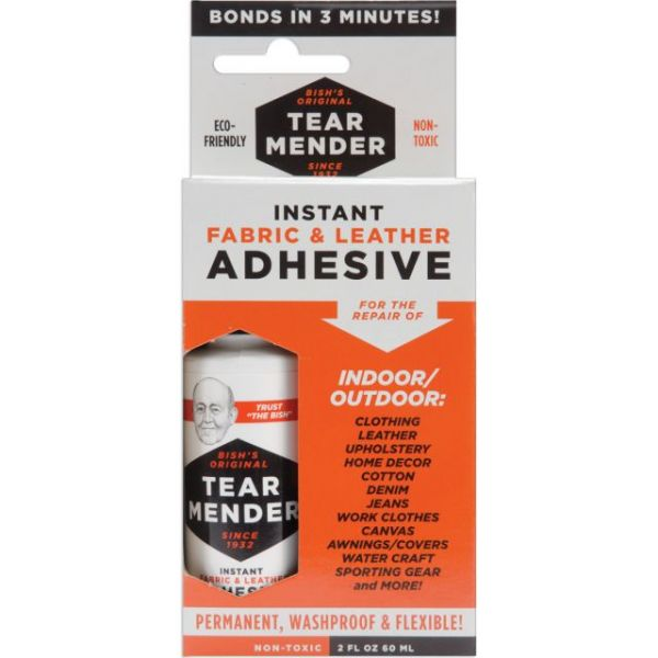 Tear Mender Instant Fabric & Leather Adhesive