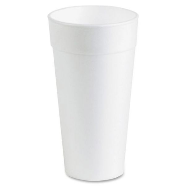 Genuine Joe Styrofoam Cups