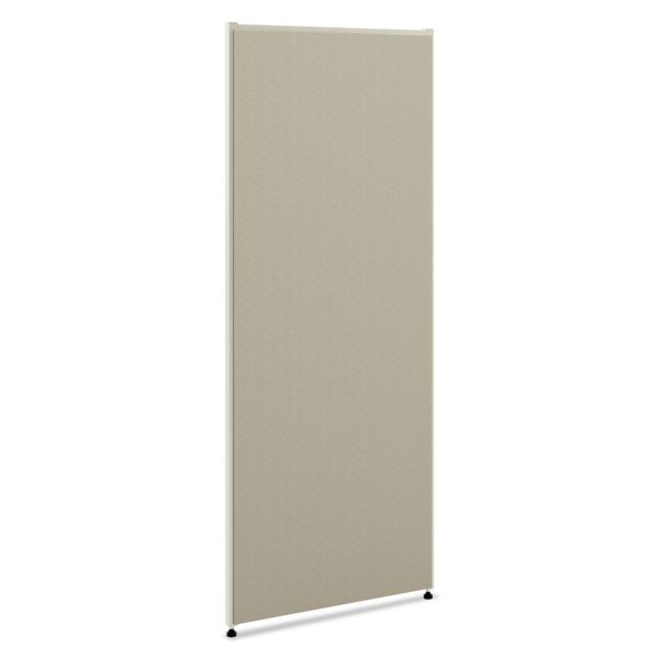HON Versé Office Panel, 60w x 60h, Gray