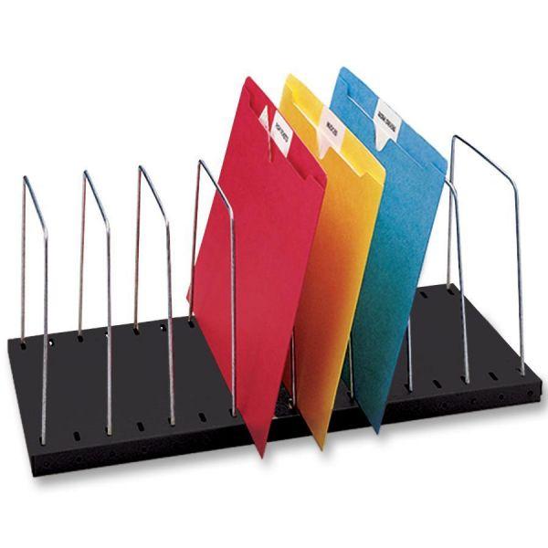 Buddy Classic 8-Section Wire Desktop File Organizer