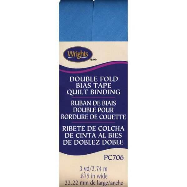 "Double Fold Quilt Binding 7/8""X3yd"