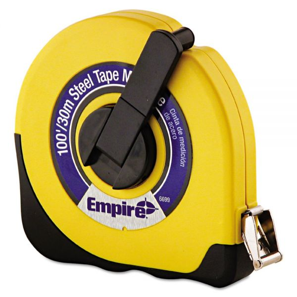 "Empire Closed Case Reel Tape, 3/8"" x 100ft"
