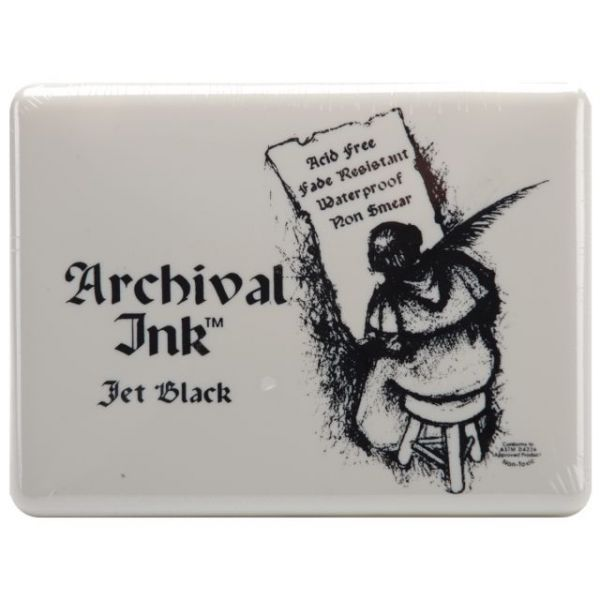 Archival Jumbo Ink Pad #3