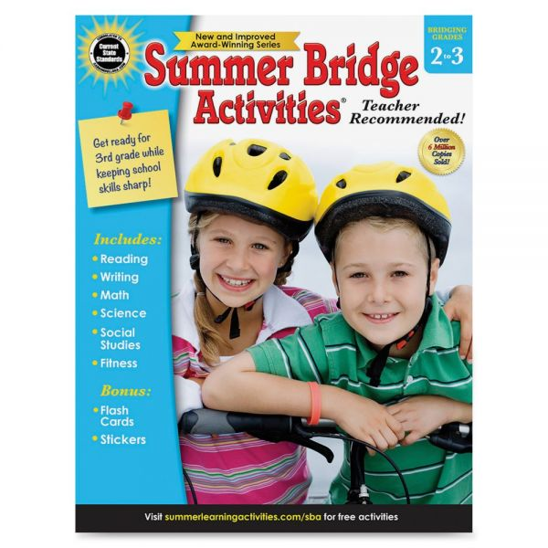 Summer Bridge Gr 2-3 Activities Workbook Activity Printed Book