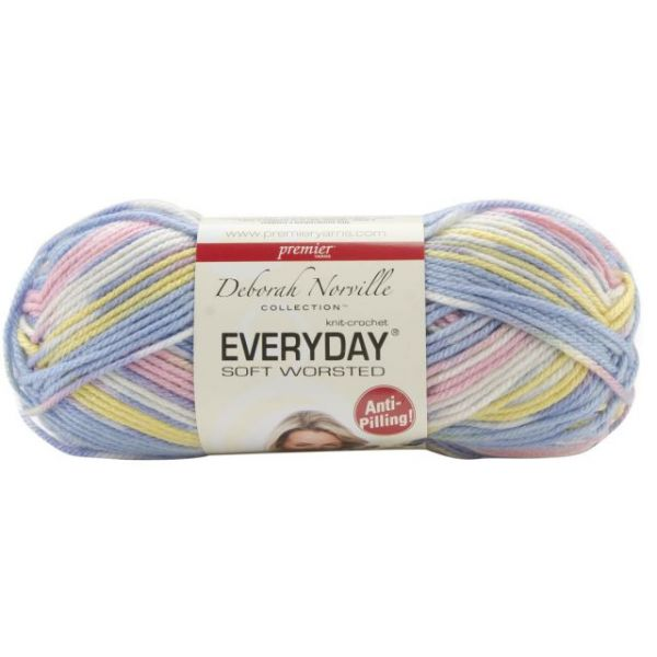 Deborah Norville Collection Everyday Soft Worsted Yarn - Pattycake
