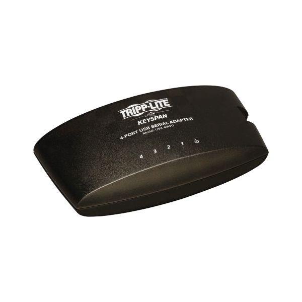 Tripp Lite Keyspan High-Speed 4-Port RS232