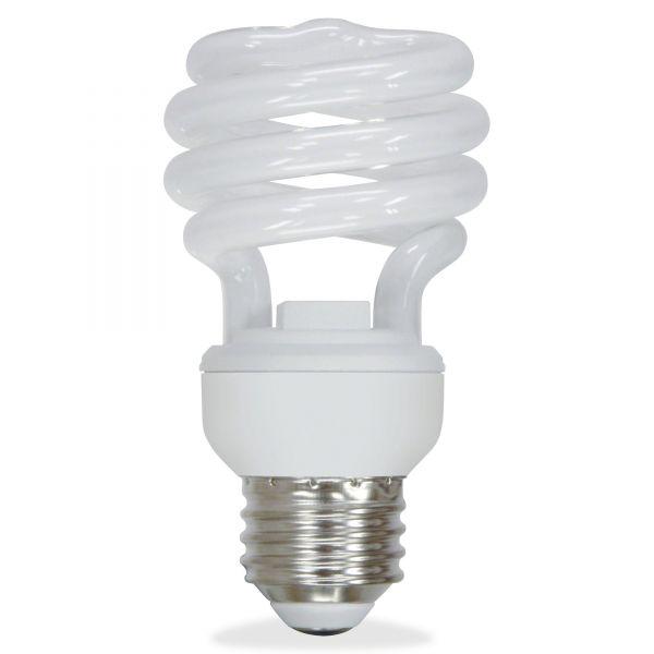GE Energy Smart Compact Fluorescent Spiral Light Bulb, 55 Watts