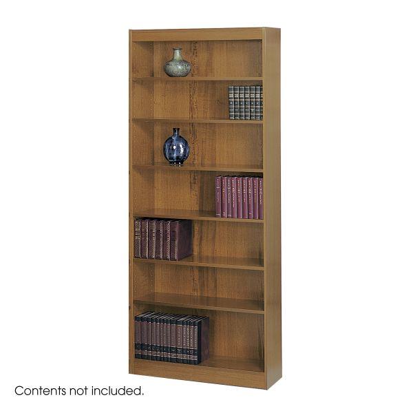 Safco Square-Edge Bookcase
