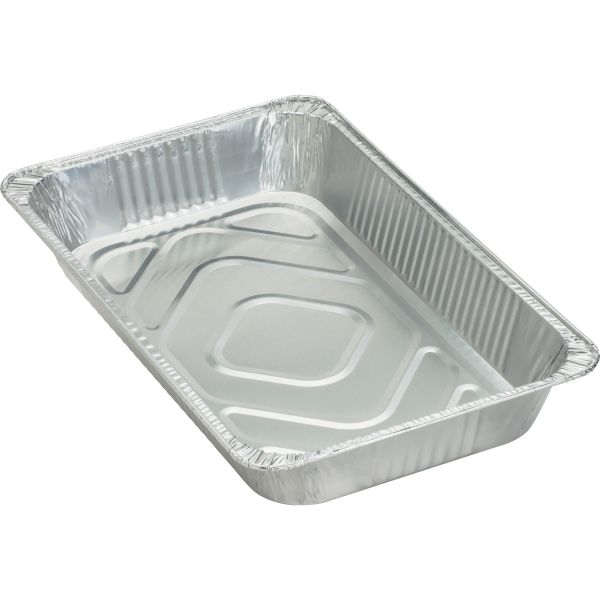 Genuine Joe Full-size Disposable Aluminum Pans