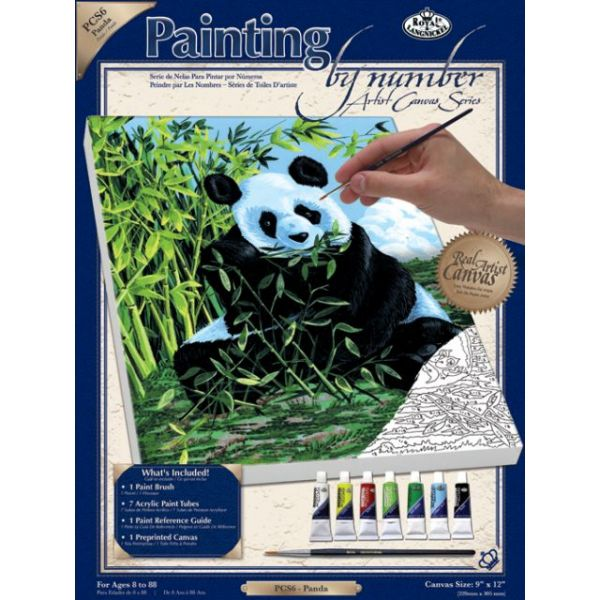 Paint By Number Kits