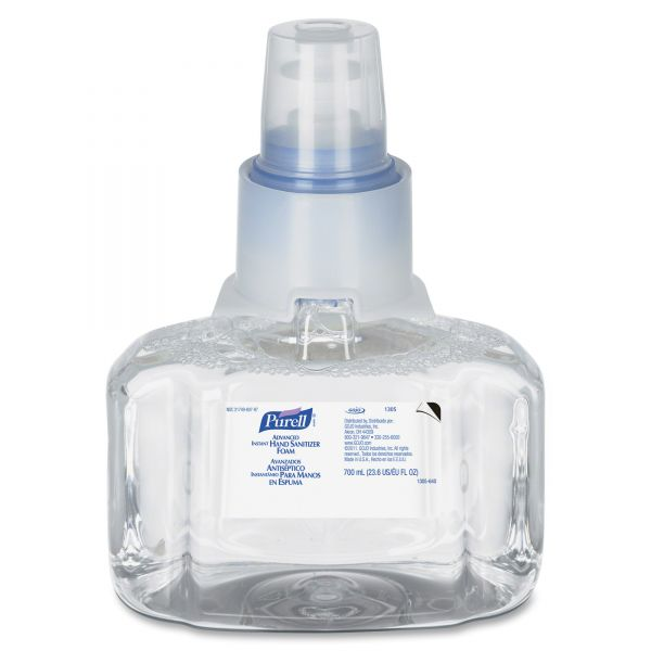 PURELL Advanced Foam Instant Hand Sanitizer Refills