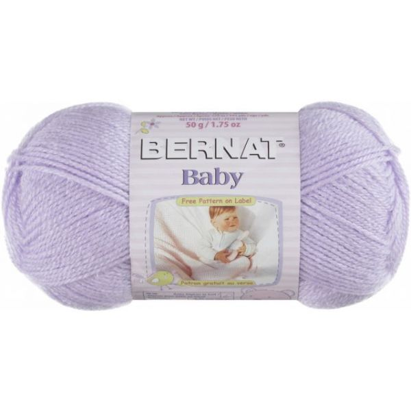 Bernat Baby Yarn - Soft Lilac