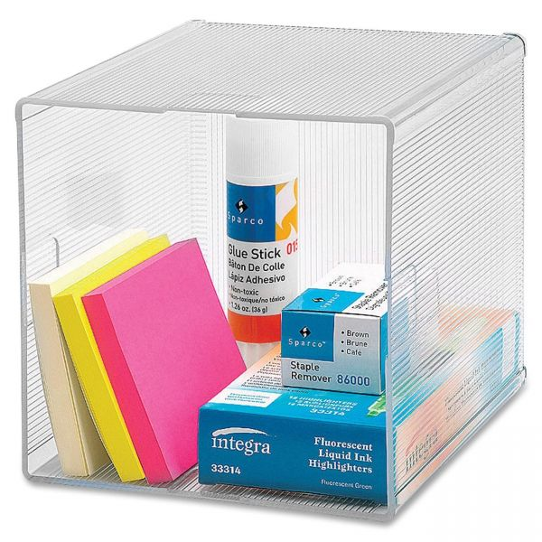 Sparco Storage Cube Organizer