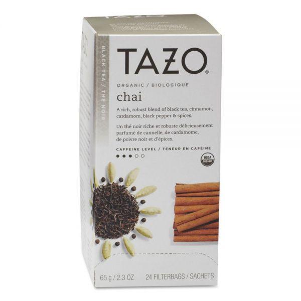 Tazo Organic Black Tea Bags
