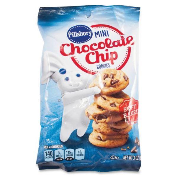 Pillsbury Mini Chocolate Chip Cookies