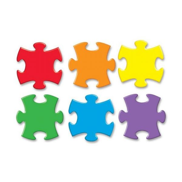 Puzzle Pieces Classic Accents Variety Pack