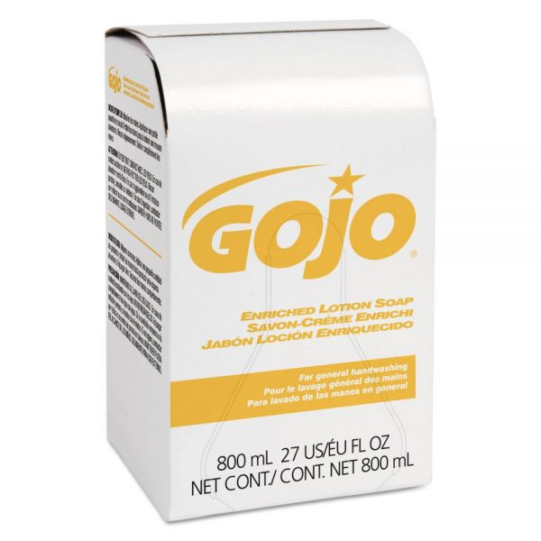 GOJO Enriched Lotion Hand Soap Refill