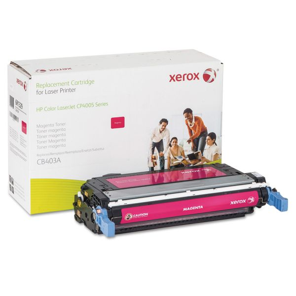Xerox Remanufactured HP CB403A Magenta Toner Cartridge