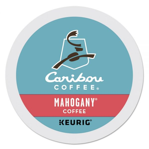 Caribou Coffee Mahogany Coffee K-Cups