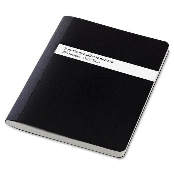 TOPS Poly Cover Composition Notebook