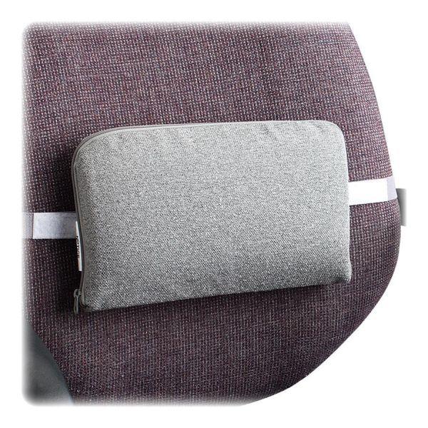 Master Mfg. Co The ComfortMakers Lumbar Support, Adjustable, Grey