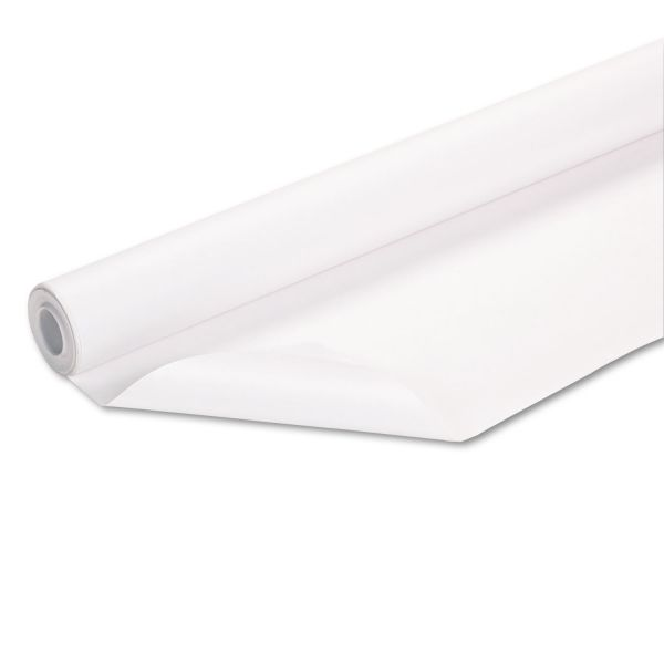 "Pacon Fadeless Paper Roll, 48"" x 50 ft., White"