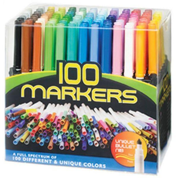 Pro Art Bullet Nib Markers