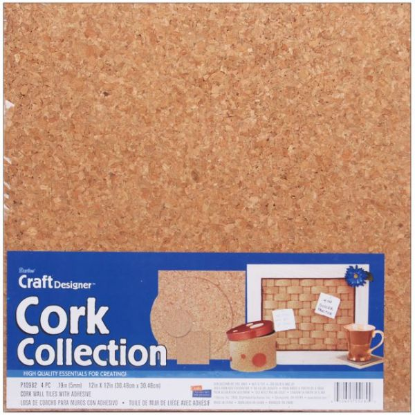 Cork Collection Tiles