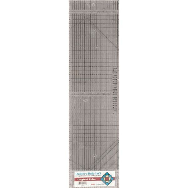 Quilter's Ruler