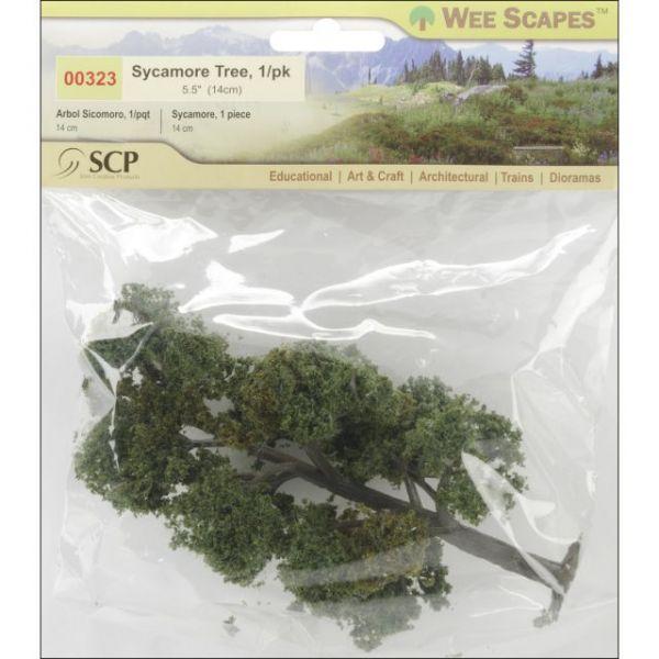 "Sycamore Tree 5.5"" 1/Pkg"