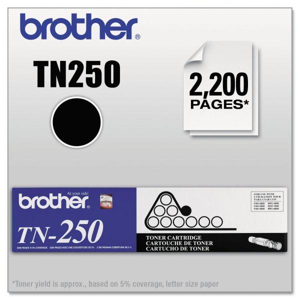 Brother TN250 Toner Cartridge
