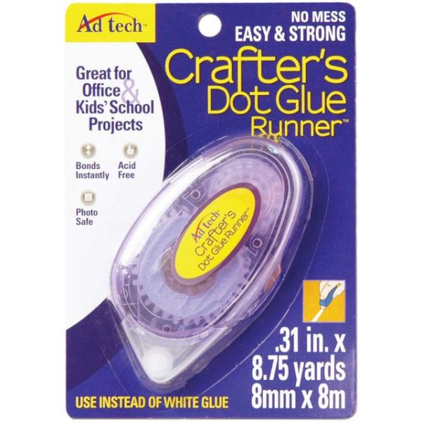 Ad Tech Crafter's Dot Glue Dispenser