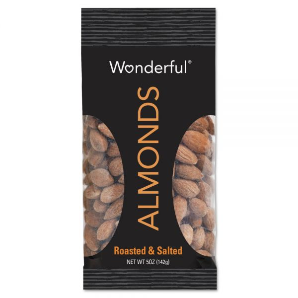 Wonderful Roasted & Salted Almonds