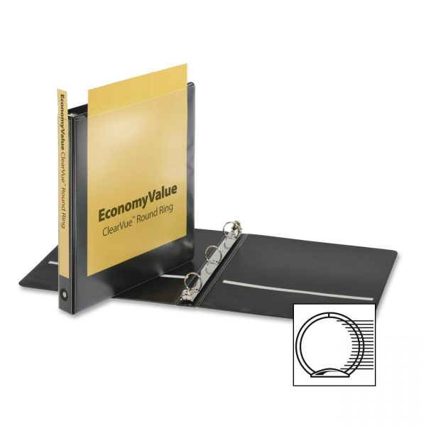 "Cardinal EconomyValue 1"" 3-Ring View Binder"