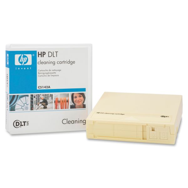 HP DLT Tape Head Cleaning Cartridge