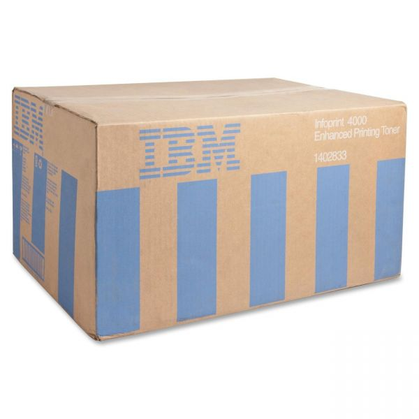 IBM InfoPrint 1402833 Black Toner Cartridges