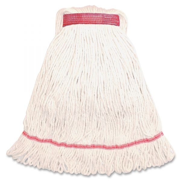 Genuine Joe Narrow Band Large Mop Head