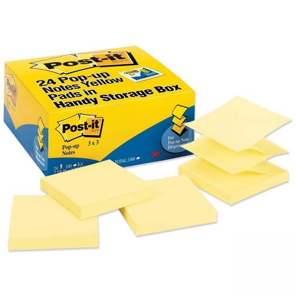 "Post-it 3"" x 3"" Pop-Up Notes"