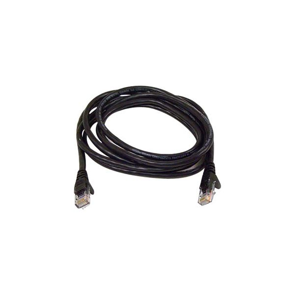 Belkin A3L980-07-BLK Cat.6 UTP Patch Cable