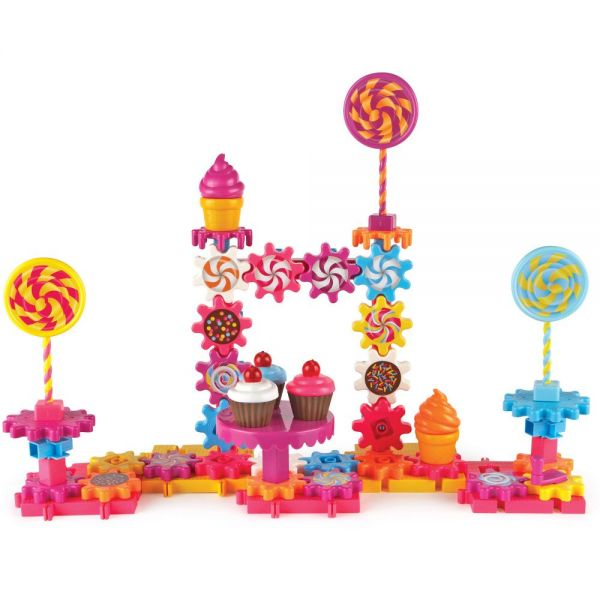 Learning Resources Sweet Shop Construction Set