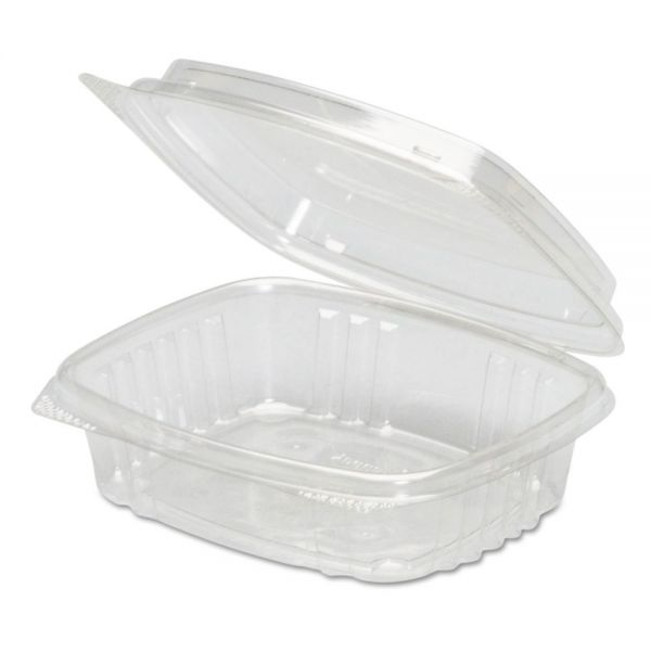 Genpak Clear Clamshell 8 oz Deli Containers