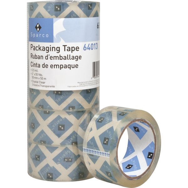 "Sparco 2"" Packaging Tape"